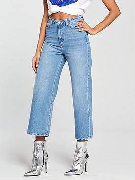 V By Very Unique Wide Leg Jean