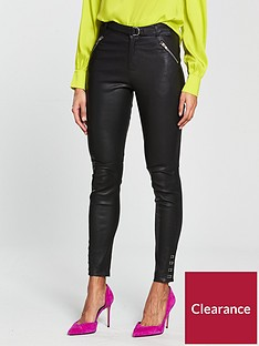 v-by-very-unique-leather-trim-trouser