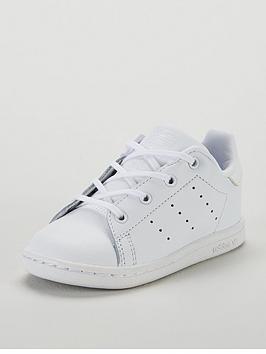 adidas-originals-stan-smith-infant-trainer-whitenbsp