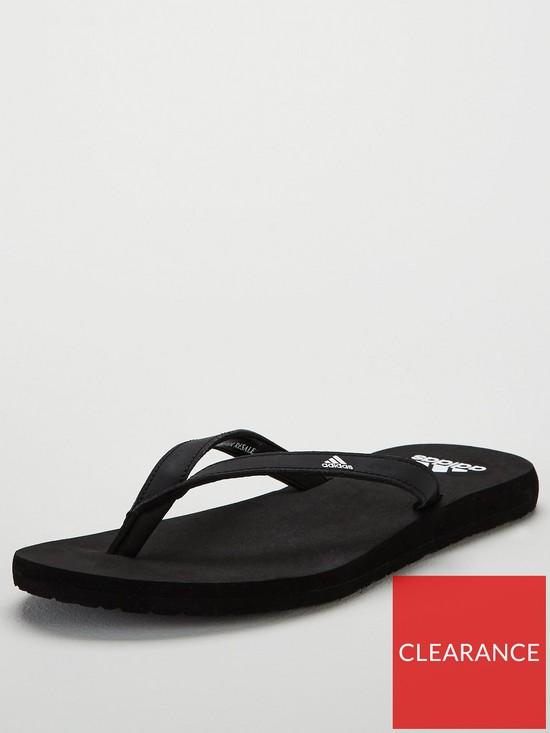 62b7cbcac71d3b adidas Eezay Flip-Flop - Black