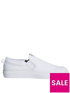 adidas-originals-nizza-slip-on-white