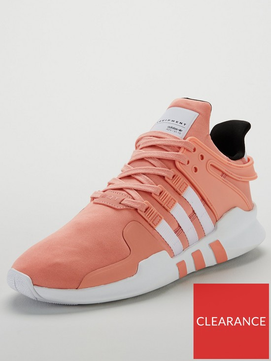 official photos 08e36 8c087 adidas Originals EQT Support ADV - Pink   very.co.uk
