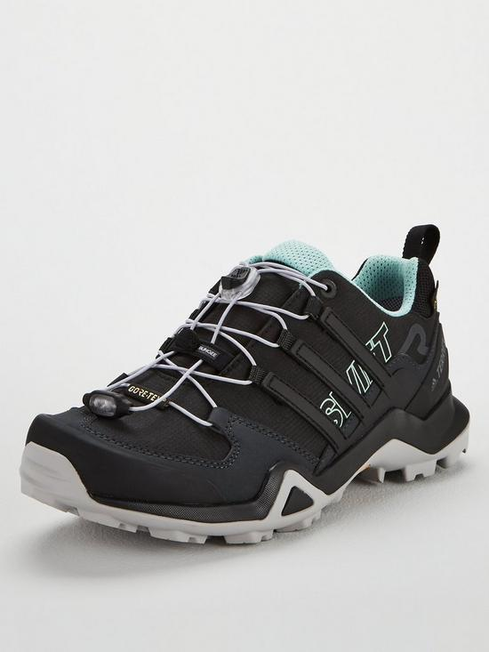 brand new d72b8 fc398 adidas Terrex Swift R2 GTX - Black Mint   very.co.uk