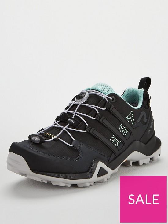 2ee9906d8 adidas Terrex Swift R2 GTX - Black/Mint | very.co.uk