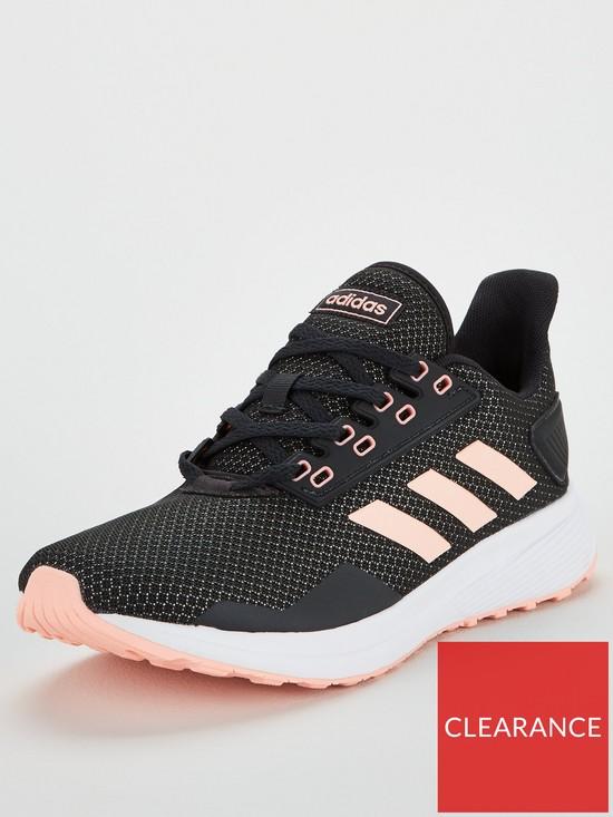 best website 76fbf 91e94 adidas Duramo 9 - Grey Coral