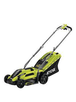 ryobi-rlm13e33s-1300w-33cm-lawnmower