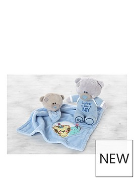 me-to-you-tiny-tatty-teddy-cutest-little-boy-and-comforter-set