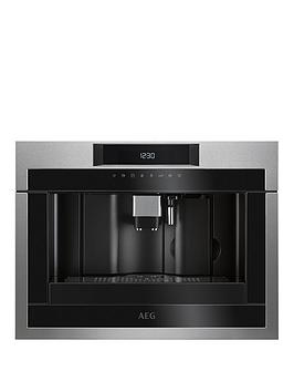 AEG Mastery KKE884500M Bean To Cup in Stainless Steel