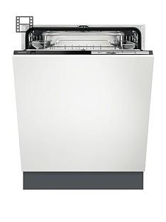 Zanussi ZDT22003FA60cmWide Integrated 13-Place Full Size Dishwasher