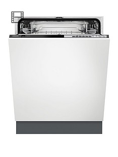 Zanussi ZDT24004FA 60 cm Wide Integrated 13-Place Full Size Dishwasher