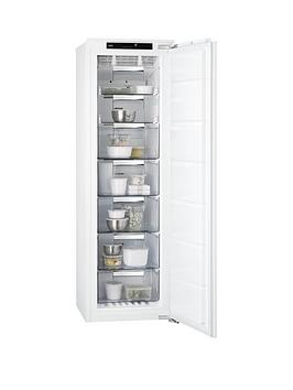 Aeg Abb81816Vnc 55 Cm Wide Integrated Tall Freezer Review thumbnail