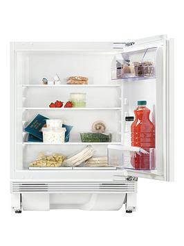 Zanussi Zqa14031Dv 60Cm Wide Integrated Under-Counter Fridge Review thumbnail