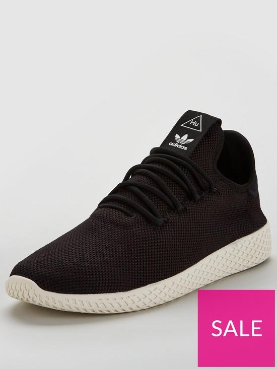 e08e5ddf5 adidas Originals Pharrell Williams Tennis Hu | very.co.uk