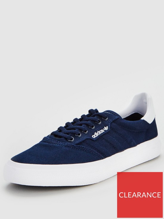 712e837ead79 adidas Originals 3MC - Navy White
