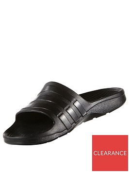 adidas-duramo-sliders-black