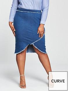 v-by-very-curve-denim-pencil-skirt