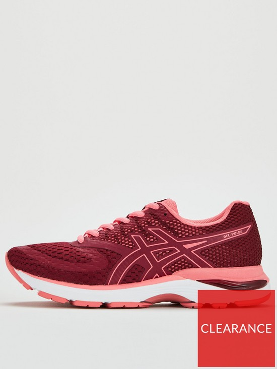 ... Asics Gel-Pulse 10 - Pink Burgundy. View larger 40ba19a0d640b