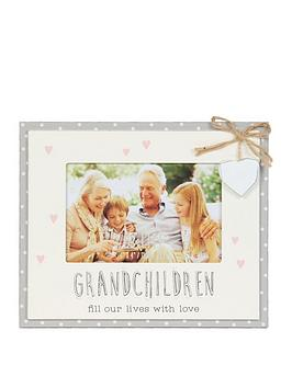 love-life-mdf-bunting-frame-6-x-4-grandchildren
