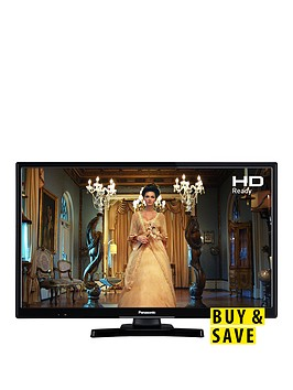 panasonic-tx-24e302b-24-inch-hd-ready-freeview-hd-non-smart-tv