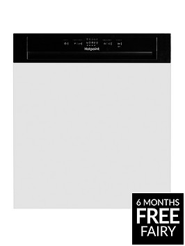 hotpoint-aquarius-hbc2b19uknbsp13-placenbspfull-size-semi-integrated-dishwasher-with-optional-installation-black