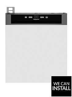hotpoint-aquariusnbsphbc2b19xuknbsp13-place-full-size-semi-integrated-dishwasher-with-optional-installation-blacksilver