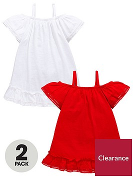 mini-v-by-very-girls-2-pack-bardot-dresses