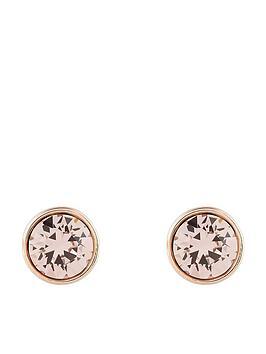 accessorize-accessorize-rose-gold-simple-stud-earrings