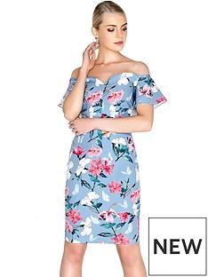 paper-dolls-pretty-floral-fluted-bardot-dress