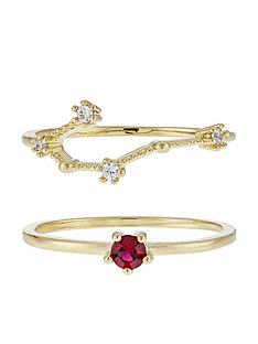 accessorize-july-birthstone-stacking-ring-set