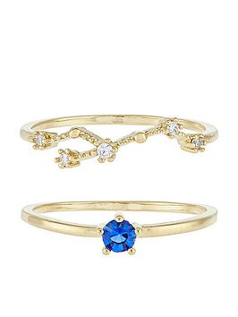 accessorize-september-birthstone-stacking-ring-set