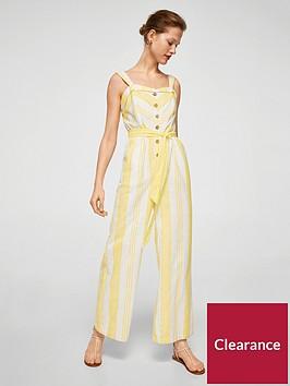 mango-bogdinbspwide-leg-button-front-jumpsuit--nbspyellow