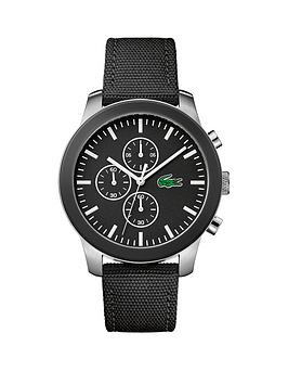 lacoste-lacoste-1212-black-multi-dial-black-fabric-strap-mens-watch