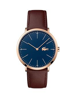 lacoste-lacoste-moon-blue-dial-brown-leather-strap-mens-watch