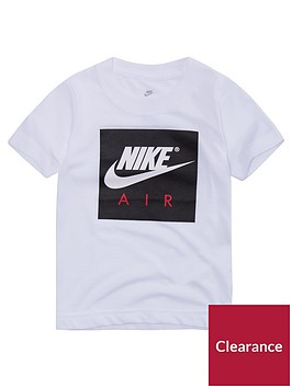 nike-younger-boys-air-tee-whitenbsp