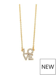 mya-bay-love-stones-necklace-yellow-gold