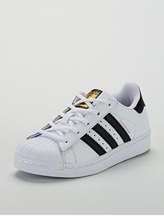 adidas-originals-superstar-childrens-trainers-white