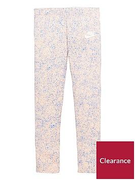nike-sportswear-younger-girlsnbspclub-crop-legging-pinknbsp