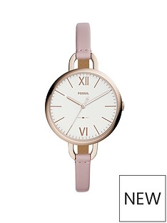 fossil-fossil-ladies-watch-pink-leather-strap-rose-gold-tone-case