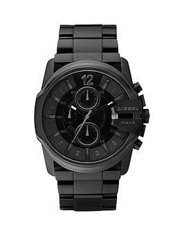 diesel-diesel-mens-chronograph-watch-black-ip-stainless-steel-case-and-bracelet-with-black-sunray-dial
