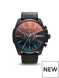diesel-diesel-mens-watch-black-ip-stainless-steel-case-black-leather-strap-with-iridescent-crystal-dial