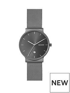 skagen-skagen-mens-watch-stainless-steel-mesh-bracelet-titanium-case-with-tonal-grey-dial