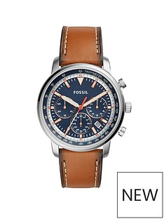 fossil-fossil-mens-chronograph-watch-light-brown-stitched-leather-strap-stainless-steel-case-blue-dial