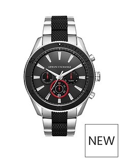 armani-exchange-armani-exchange-mens-watch-stainless-steel-case-and-bracelet-black-dial-with-red-accents