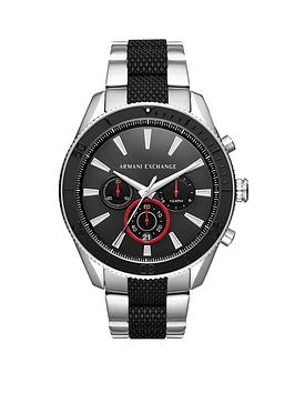 armani-exchange-stainless-steel-case-and-bracelet-black-dial-with-red-accents-mens-watch
