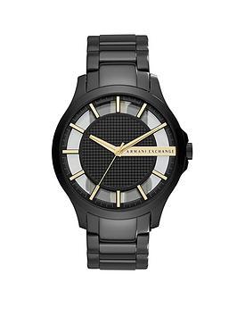 armani-exchange-black-ip-stainless-steel-case-skeleton-black-textured-dial-mens-watch