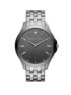 armani-exchange-armani-exchange-mens-watch-gunmetal-case-and-bracelet-tonal-gray-dial-with-diamond-accent