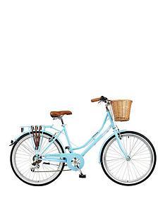 viking-viking-belgravia-18quot-frame-26quot-wheel-6-speed-traditional-bike-blue