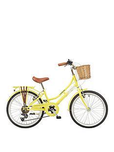 viking-viking-belgravia-11quot-frame-20quot-wheel-6-speed-traditional-bike-yellow