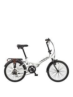 Viking VikingMetropolis 13 Inch Frame, 20 Inch Wheel, 6-Speed Folding Bike