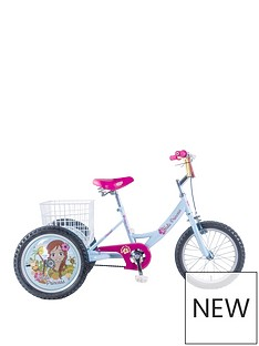 concept-concept-hula-princess-16quot-wheel-girls-trike-blue